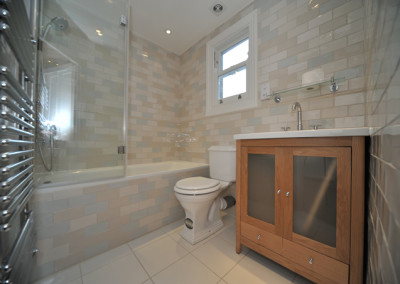 Bathroom Renovation Muswell Hiill North London N10